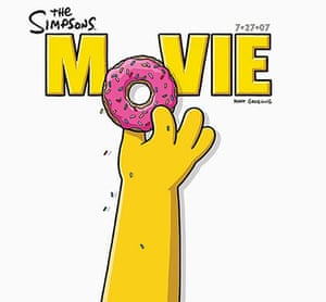 The story of O: The Simpsons Movie