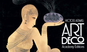 The Academy Edition on Art Deco by Victor Arwas