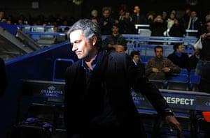 Chelsea v Inter: Mourinho is back at Stamford Bridge