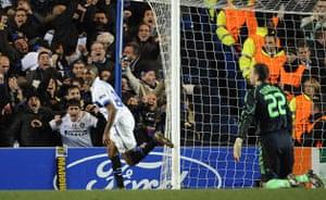 Chelsea v Inter: Eto'o scores the only goal of the game