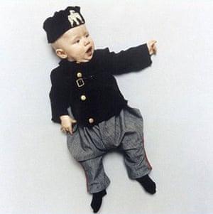 Baby dictators: Benito Mussolini