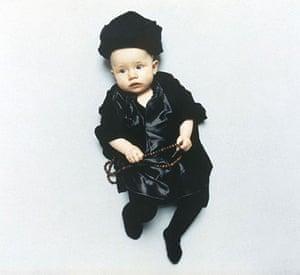 Baby dictators: Ruhollah Khomeini