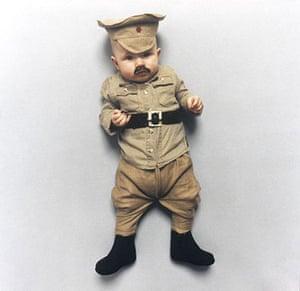 Baby dictators: Josph Stalin