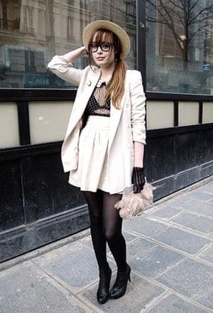 Face Hunter: Louise, 21, art history student