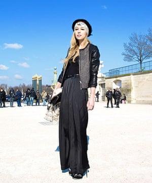 Face Hunter: Melanie, 26, stylist