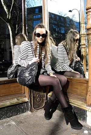 Face Hunter: Andrea, 25, blogger in Amsterdam
