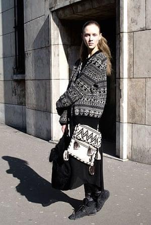 Face Hunter: Marike, 20, model
