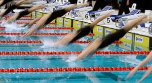 24sport: Women's 50m butterfly