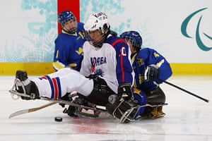 24sport: 2010 Paralympic Games- Day 6