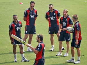 24sport: England Squad Training