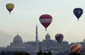24sport: Hot Air Balloon Fiesta