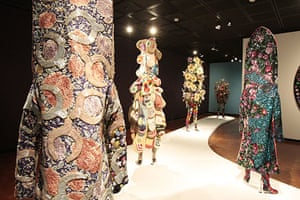Nick Cave: Nick Cave Meet Me At The Center Of The Earth exhibition