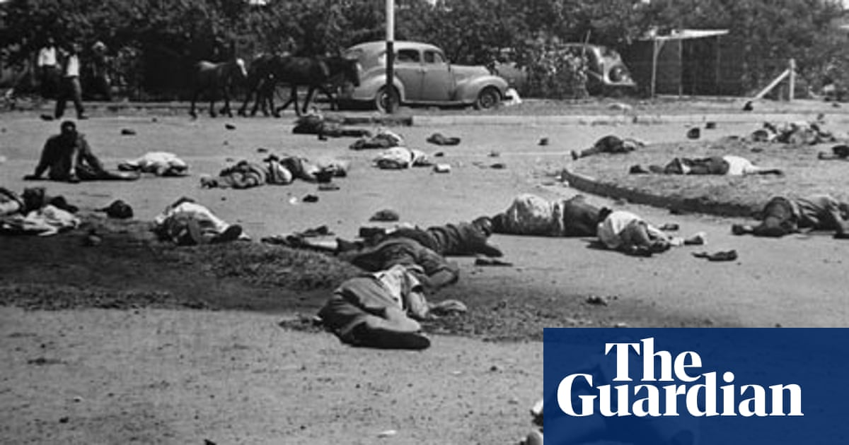 Sharpeville 50 years on: 'At some stage all hell will break