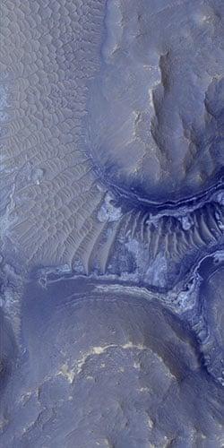 Mars: Noctis Labyrinthus
