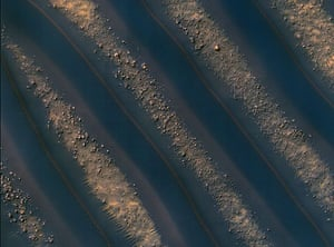 Mars: Noachis Terra,
