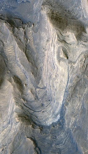 Mars: Gale Crater