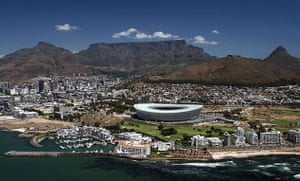 World Cup stadia: 2010 World Cup Venues & Cities - Cape Town