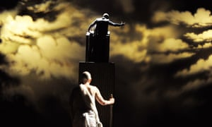 A scene from Satyagraha by Philip Glass
