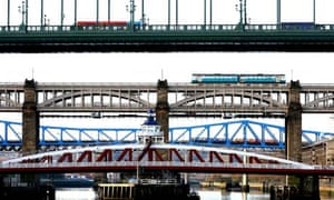 Newcastle's bridges