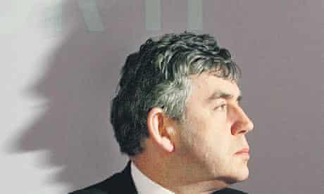 Gordon Brown in 2005