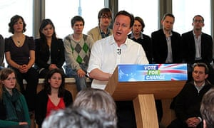 David Cameron pledges to impose a tax on banks
