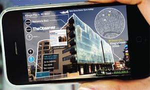 Augmented reality its like real life but better technology augmented reality reheart Choice Image