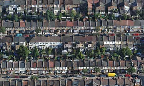 Housing in Bexley Heath, London