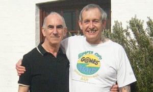 Michael Black (left) and John Morgan