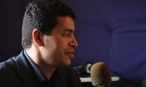Leith Fm - Momo: Leith FM Station Manger Mohamed Bouchkal