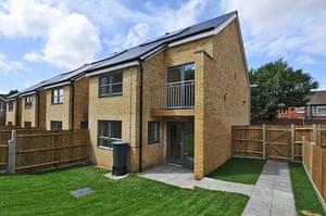postively public housing: Croydon council housing