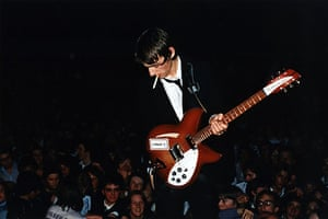 Paul Weller Timeline: Paul Weller performs with the Jam in 1978