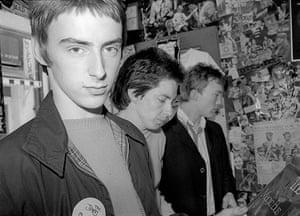 Paul Weller Timeline: The Jam in Carnaby Street in 1977