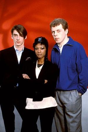 Paul Weller Timeline: Paul Weller, D C Lee and Mick Talbot