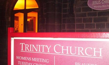 trinity church rawdon leeds