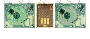 X-ray: DJ decks