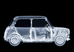 X-ray: A Mini Cooper