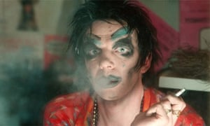 The Divine David, David Hoyle's famed, now dead, character