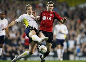 FA Cup: Tottenham v Fulham