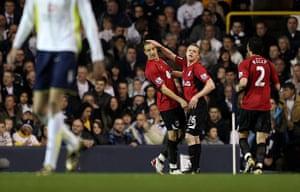Premier League: Tottenham Hotspur v Fulham - FA Cup Quarter Final Replay