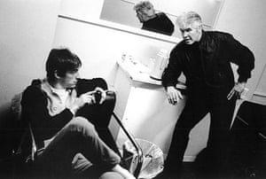 Paul Weller Life on Pics: John Weller with his son, Paul Weller