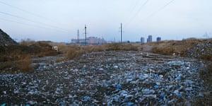 Beijing waste crisis: Yongshun Town, Tongzhou District