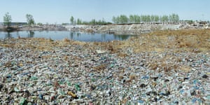 Beijing waste crisis: National Environmental Protection Industrial Park
