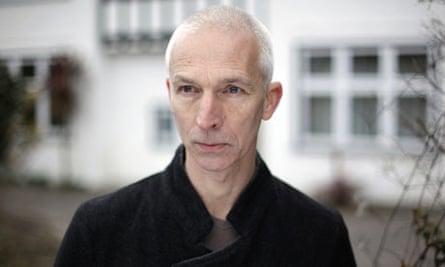 Author Rupert Thomson