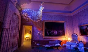 The Enchanted Palace exhibition at Kensington Palace in London