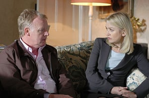 Actors on The Bill: Stars of The Bill - Les Dennis
