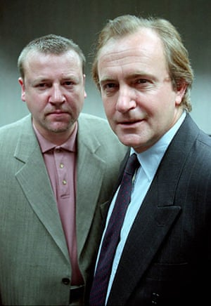 Actors on The Bill: Stars of The Bill - Ray Winstone