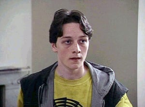 Actors on The Bill: Stars of The Bill - James McAvoy