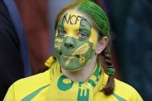 Norwich v Leeds: A nervous Norwich fan