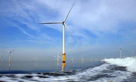 Wind Farm, Mersey