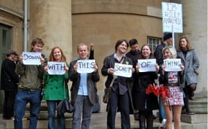 Save 6 Music protest: Fans of Father Ted protest